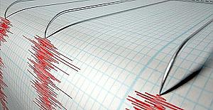 Bingöl'de 4.1 büyüklüğünde meydana gelen deprem korkuttu