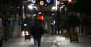 Bir sokağa çıkma yasağı daha saat 05.00'de sona erdi