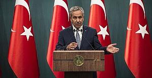 Bülent Arınç, Cumhurbaşkanlığı Yüksek İstişare Kurulu Üyeliği'nden istifa etti