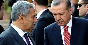 """Bülent Arınç: """"Dünkü konuşma beni çok rencide etti. Sayın Cumhurbaşkanı çok ağır bir konuşma yaptı"""""""""""