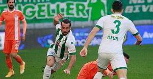 Bursaspor 1-0 Adanaspor