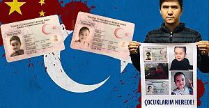 Çin, Türkiye Vatandaşı Uygur Türkü Çocukları Alıkoyuyor