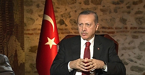 """Cumhurbaşkanı Erdoğan : """"Geleceğimizi Avrupa ile birlikte tasavvur ediyoruz"""""""