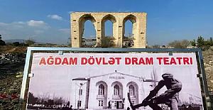 """Ermeni işgalinden kurtarılan Ağdam """"Kafkasya Hiroşiması""""ve""""Ruhlar Şehri""""olarak anılıyor"""