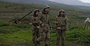 bErmenistan: Karabağ#039;daki çatışmalarda.../b
