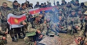 Ermenistan Yezidi Kürtleri aldatarak, Cephede Türklere Karşı Öne Sürüyor