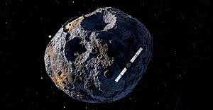 Güneş Sistemi'nde yer alan asteroidler dünya ekonomisini yerle bir edebilir