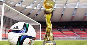 20 ve 17 yaş altı FIFA kadınlar dünya kupalarına koronavirüs engeli