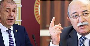 İYİ PARTİ'de, kurucusu Ümit Özdağ ihraç edildi, Milletvekili İsmail Konçuk da istifa etti