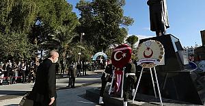 Kuzey Kıbrıs'ın 37. kuruluş yıl dönümü törenlerle kutlanıyor