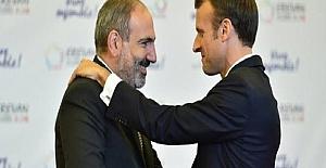 """Macron'dan tarihi itiraf:  """"Dağlık Karabağ Azerbaycan Toprağıdır"""""""