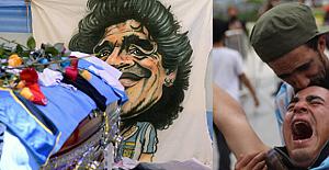 Maradona gözyaşlarıyla uğurlandı