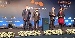 Marmara Belediyeler Birliği'nden Nilüfer'e iki ödül