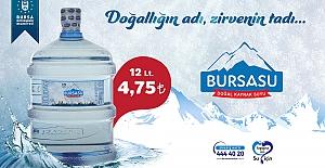 Muradiye Su'ya kardeş geldi 'Bursa Su'