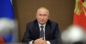 Putin, Aliyev ve Paşinyan ile Karabağ'ı görüştü