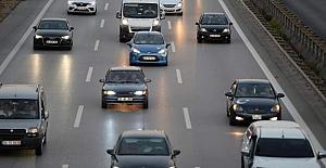 TÜİK: Trafiğe kaydı yapılan taşıt sayısı yıllık yüzde 68,1 arttı