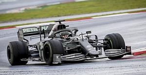 Türkiye Grand Prix'si 7. dünya şampiyonluğunu Lewis Hamilton kazandı