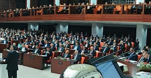 2021 Yılı Merkezi Yönetim Bütçe Kanun Teklifi Meclis'te kabul edildi