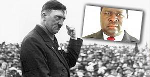 """""""Adolf Hitler"""" Namibya yerel seçimlerinden zaferle çıktı"""
