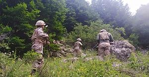 Barış Pınarı bölgesinde 5 terörist etkisiz hale getirildi.