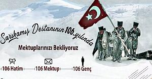 Bursa'dan Sarıkamış'a vefa