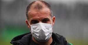 """Bursaspor teknik direktörü Mustafa Er """"Savunma Takım Halinde Yapılmalı"""""""