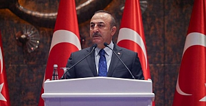 """Çavuşoğlu'ndan Uygurların iadesi yorumu: """"Masum insanlara zulmetmeyi kabul etmiyoruz.."""""""