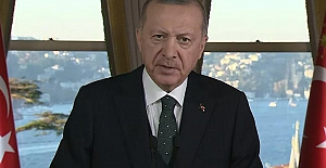 """Cumhurbaşkanı Erdoğan: """"Hukuk ve ekonomide reform başlattık, kimseyi dışlamadan bu süreci yöneteceğiz"""""""