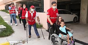 """Dünya Engelliler Günü'nde Kızılay'dan """"Engelsiz Kulüp"""" Projesi"""