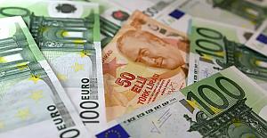 Euro, 20 Kasım'dan bu yana ilk kez 9 liranın altına geriledi