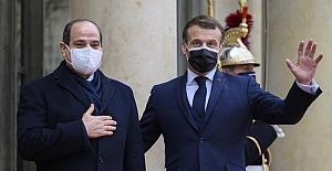 Fransa Mısır'a silah satışını sürdürecek