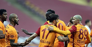 Galatasaray 3-0 Atakaş Hatayspor (Maç Sonucu)