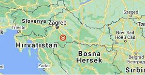 Hırvatistan'da 5.2'nin ardından 6.3 Büyüklüğünde Deprem!.. Son belirlemelere göre 5 can kaybı