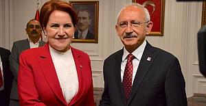 İyi Parti kulislerinde, Akşener'in Cumhurbaşkanlığı'na adaylığını koyması durumunda, CHP'nin destek vereceği düşünülüyor