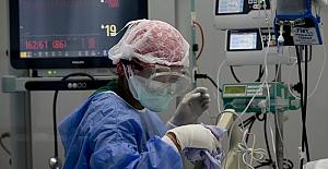 Koronavirüs nedeniyle 254 kişi daha hayatını kaybetti: Yeni vaka sayısı 18 bin 102