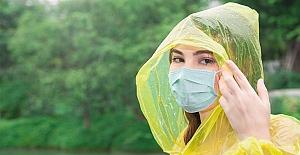 Maskeyle nefes almakta güçlük çekiyorsanız