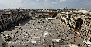 Milano'da son 500 yılın en şiddetli depremi yaşandı