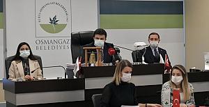 Osmangazi, Şuşa İle Kardeş Oluyor