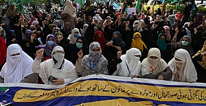 """Pakistan'da tecavüzcülere """"idam"""" ve """"hadım"""" cezası geliyor"""