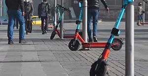 'Skuter' İsmiyle kanun teklifine giren Elektrikli Scooter hayatımıza giriyor