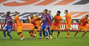 Trabzonspor 0-2 Galatasaray (Maçın özeti ve golleri)