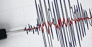 Van Başkale'de 4.4 Büyüklüğünde Deprem