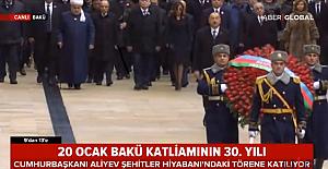 '20 Ocak Bakü Katliamı'nın 30. yıl dönümü