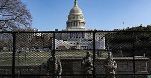 ABD'de Kongre binası kapatıldı!