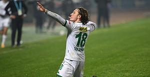 Adana Demirspor 1– 2 Bursaspor