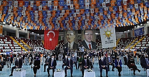 AK Parti İstanbul'da Güngören ve Şişli ilçe kongreleri yapıldı