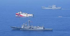 Akdeniz'de Türkiye-Yunanistan gerilimi