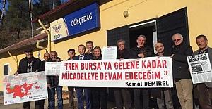 """Bursa'nın """"Tren Sevdası"""" mutlu son bekliyor"""