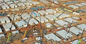 Çin, binlerce kişilik karantina merkezleri inşa ediyor!