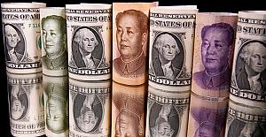 Çin Yuanı, ABD Doları karşısında bir günde 648 puan değer kazandı